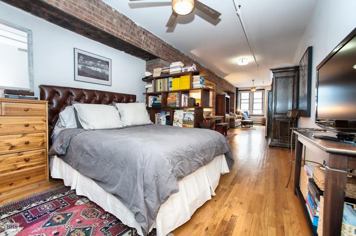 10 leonard street, bedroom, loft