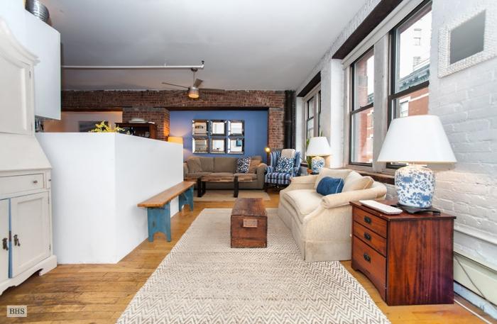 10 Leonard Street, tribeca, loft