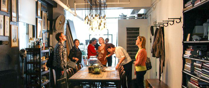 Fall House Tours Go Inside Tribeca Lofts Victorian Mansions and