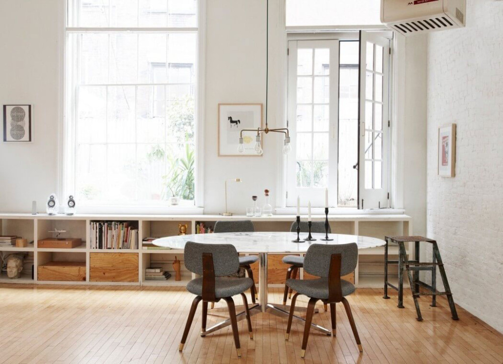 franklin street interior, Søren Rose Studio, Interior home design tribeca