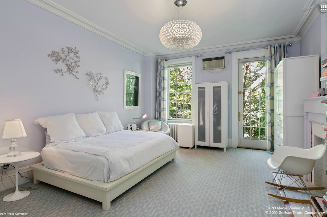 121 East 91st Street, Carnegie Hill, townhouse, bedroom