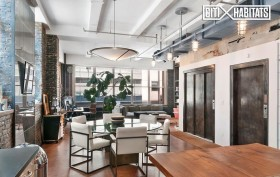8 East 12th Street, Cool listing, Loft, Loft for sale, Greenwich Village, Interiors, Kitchens, smart home