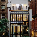pbdw architects, greenwich village townhouse renovation, conservatory addition