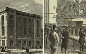 Ludlow Street Jail, Boss Tweed, New York Alimony Club, historic NYC jails