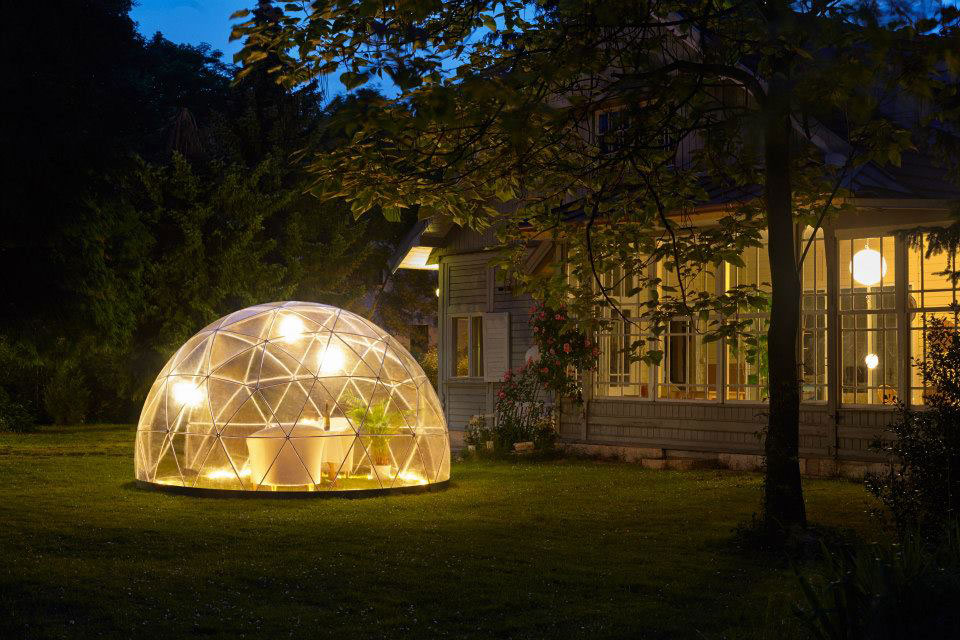 Add This Awesome All Season Garden Igloo To Your Outdoor