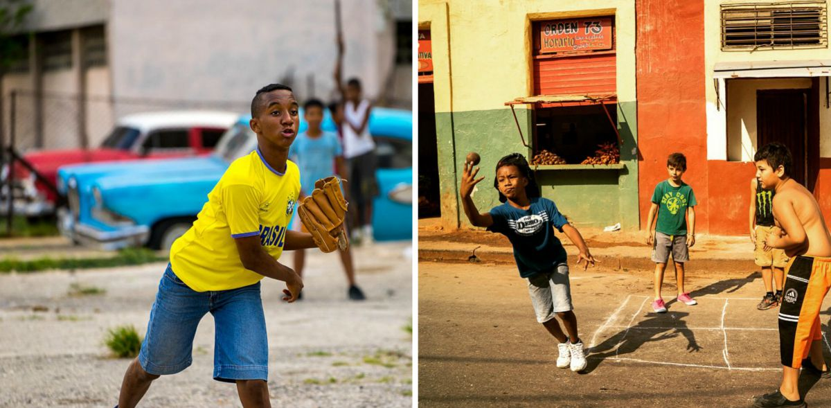 baseball in Cuba, Ira Block, National Geographic