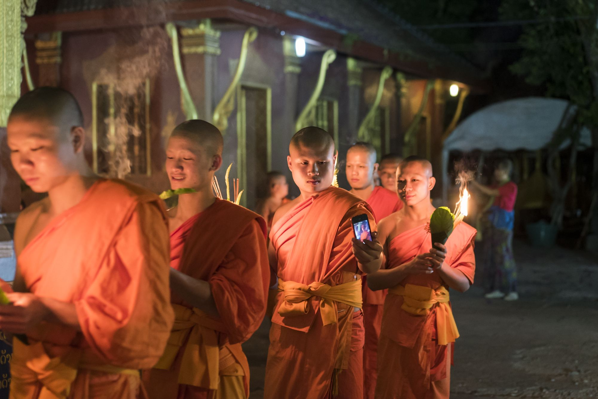 Luang Prabang, Laos photography, Ira Block, National Geographic