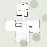 diagram, split level home, architecture lloyd neck new york