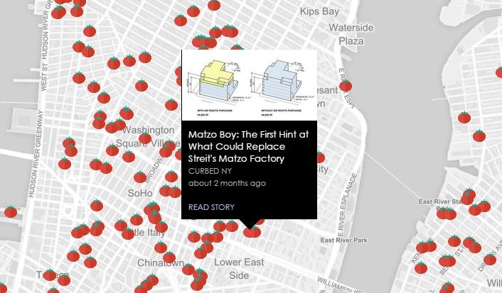 Food News in NYC, Blockfeed, NYC food sites, foodie news