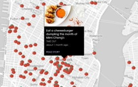 Food News in NYC, Blockfeed, NYC food sites, foodie news