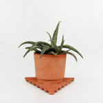 home decor, wyatt little, funky planter