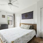 348 Gates Avenue, backyard, Bed Stuy, brownstone