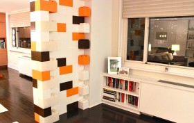 Everblock, giant LEGO, LEGO construction, modular building blocks
