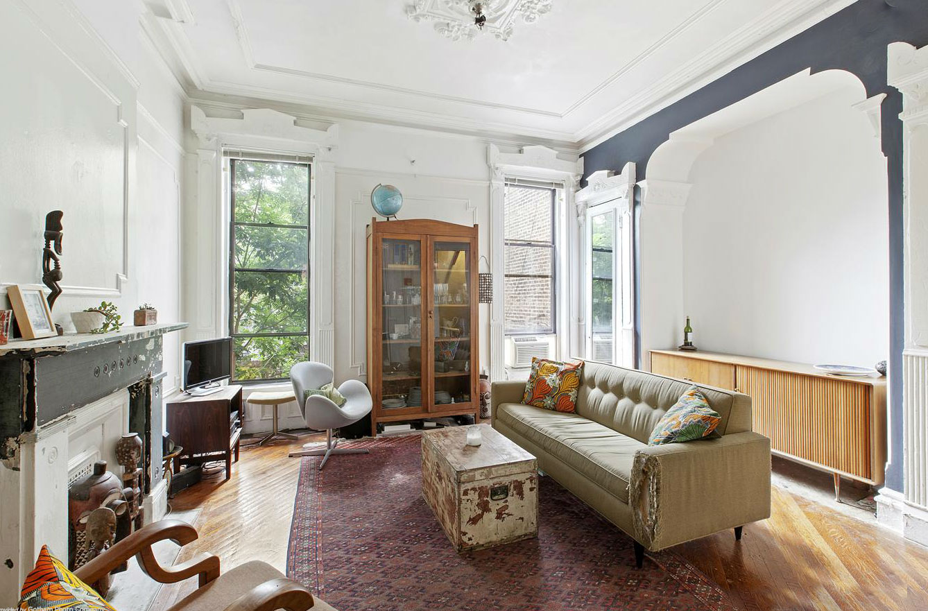 Bed stuy brownstone with its historic details in tact asks 19 bed stuy brownstone with its historic details intact asks 19 million malvernweather Images