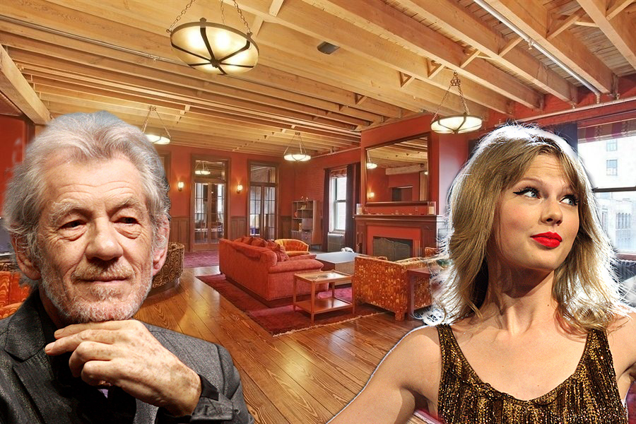 Taylor Swift May Be The Reason Sir Ian Mckellen Got Evicted From His Tribeca Apartment 6sqft