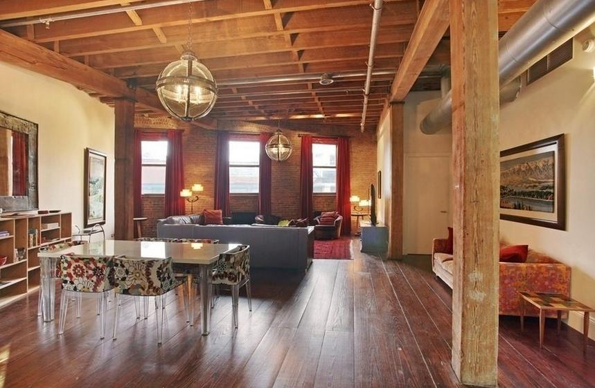 155 Franklin Street, Tribeca lofts, NYC celebrity real estate, Taylor Swift, Peter Jackson