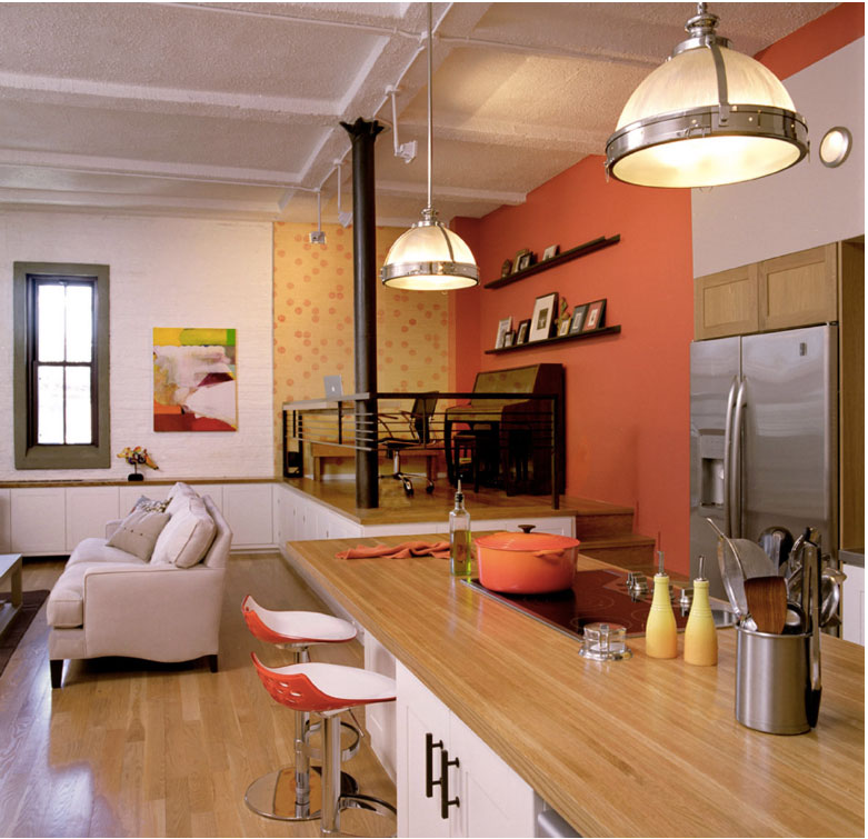 Loft Renovation In DUMBO's Eagle Warehouse Building Is