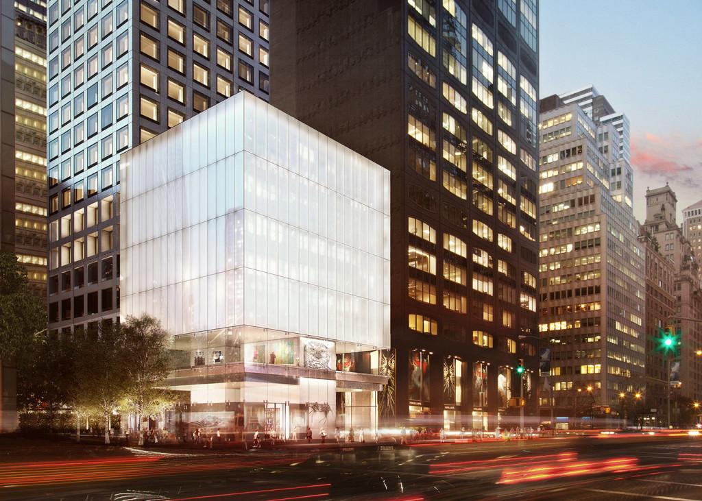 432 Park Avenue, DBOX, Macklowe Properties, Vinoly, Deborah Berke  (102)2
