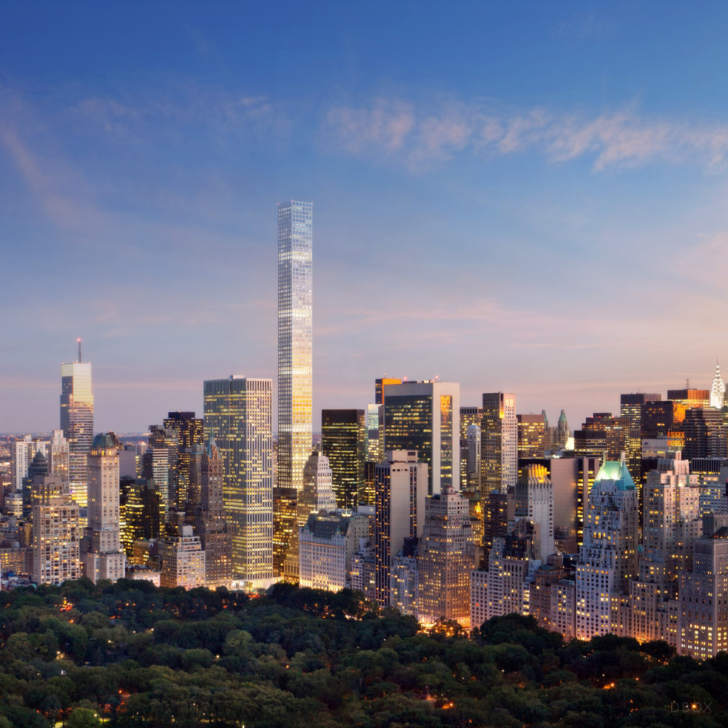 432 park in numbers new renderings and superlatives will blow you