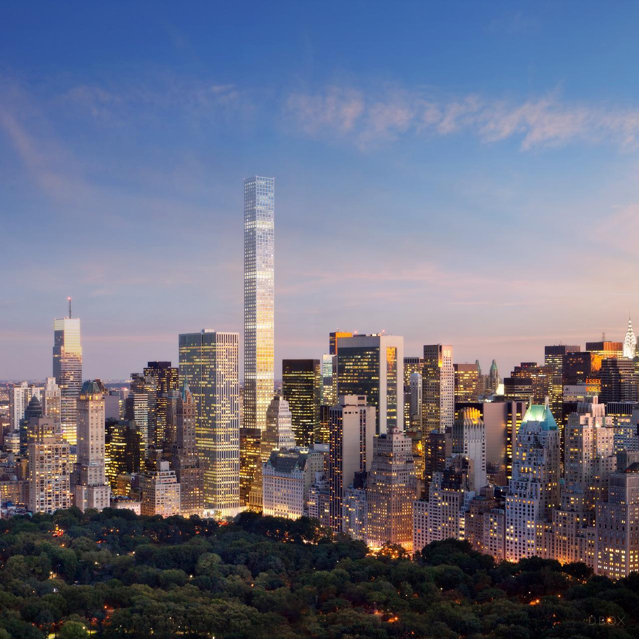 432 Park Avenue, DBOX, Macklowe Properties, Vinoly, Deborah Berke (51)