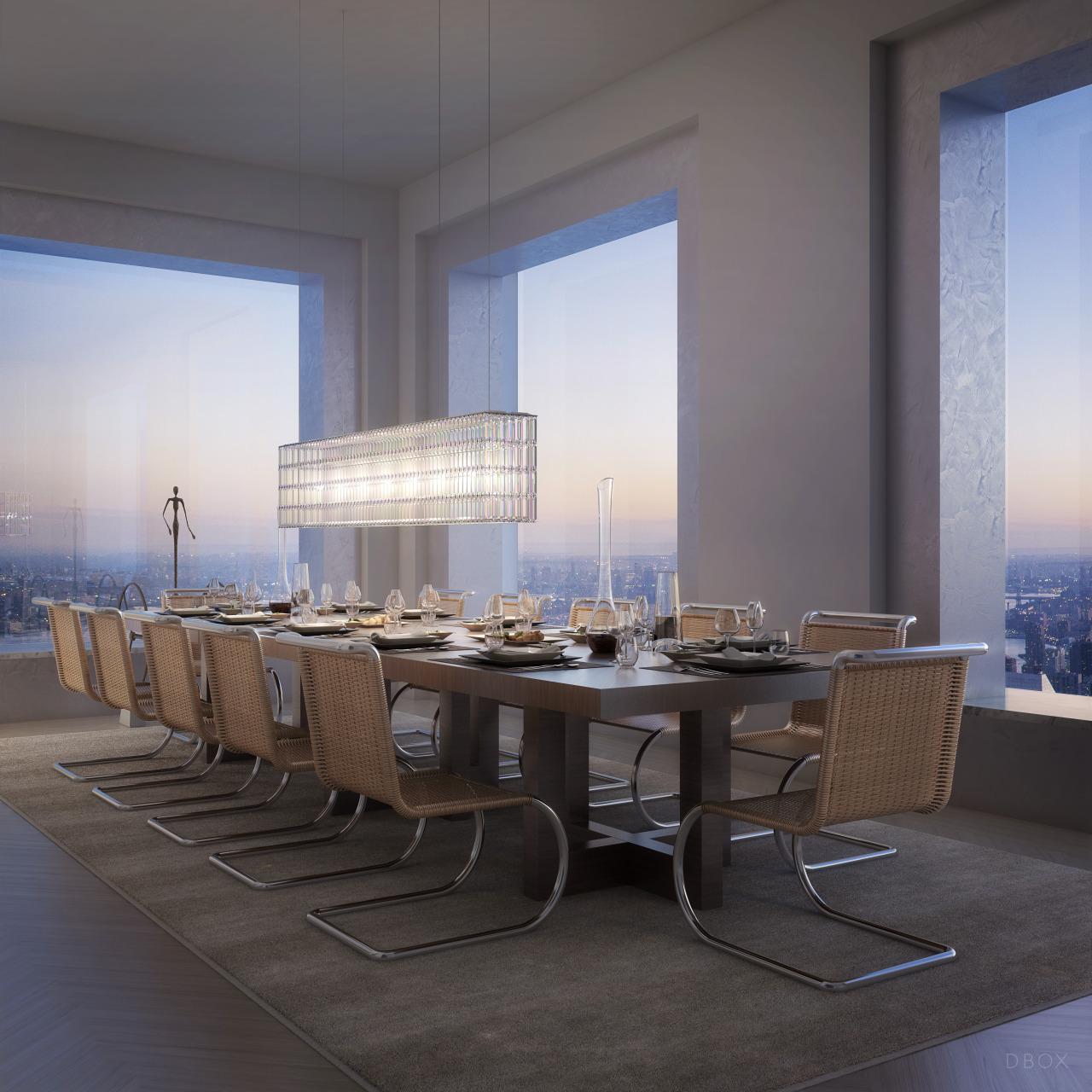 432 Park Avenue, DBOX, Macklowe Properties, Vinoly, Deborah Berke (30)