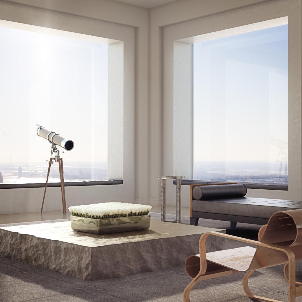 432 Park Avenue, DBOX, Macklowe Properties, Vinoly, Deborah Berke  (26)