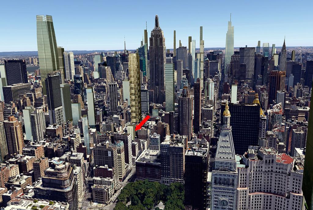 250 Fifth Avenue, Platt Byard Dovell White, PBDW, Quartz, NoMad,Manhattan hotels 8