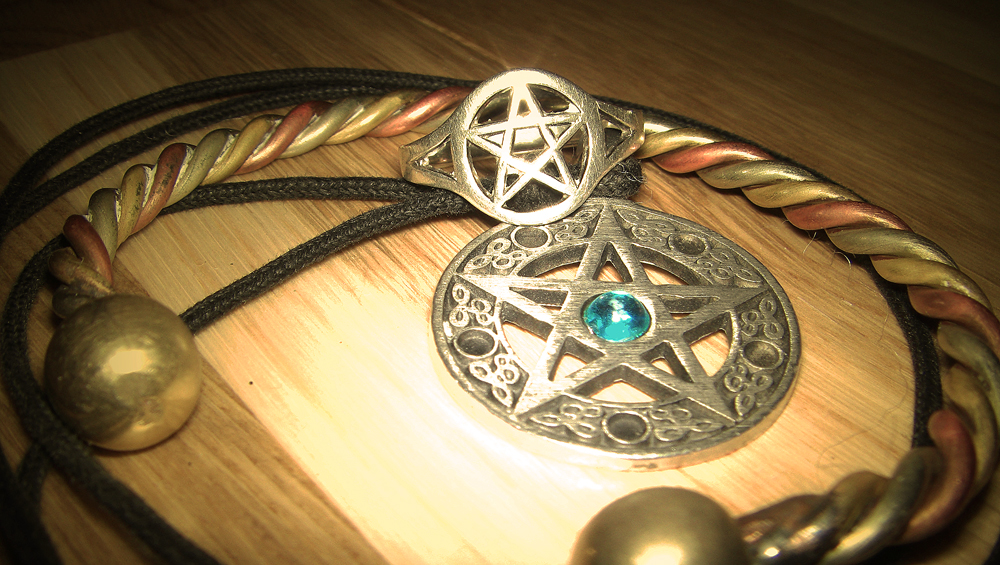 Wiccan Jewellery
