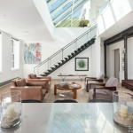 140 Franklin Street, skylights, loft, tribeca