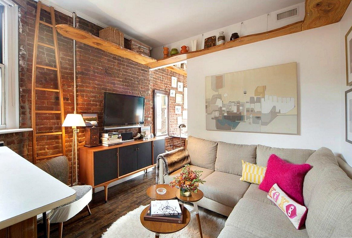 721 000 West Village Apartment Has A Cozy Floorplan With