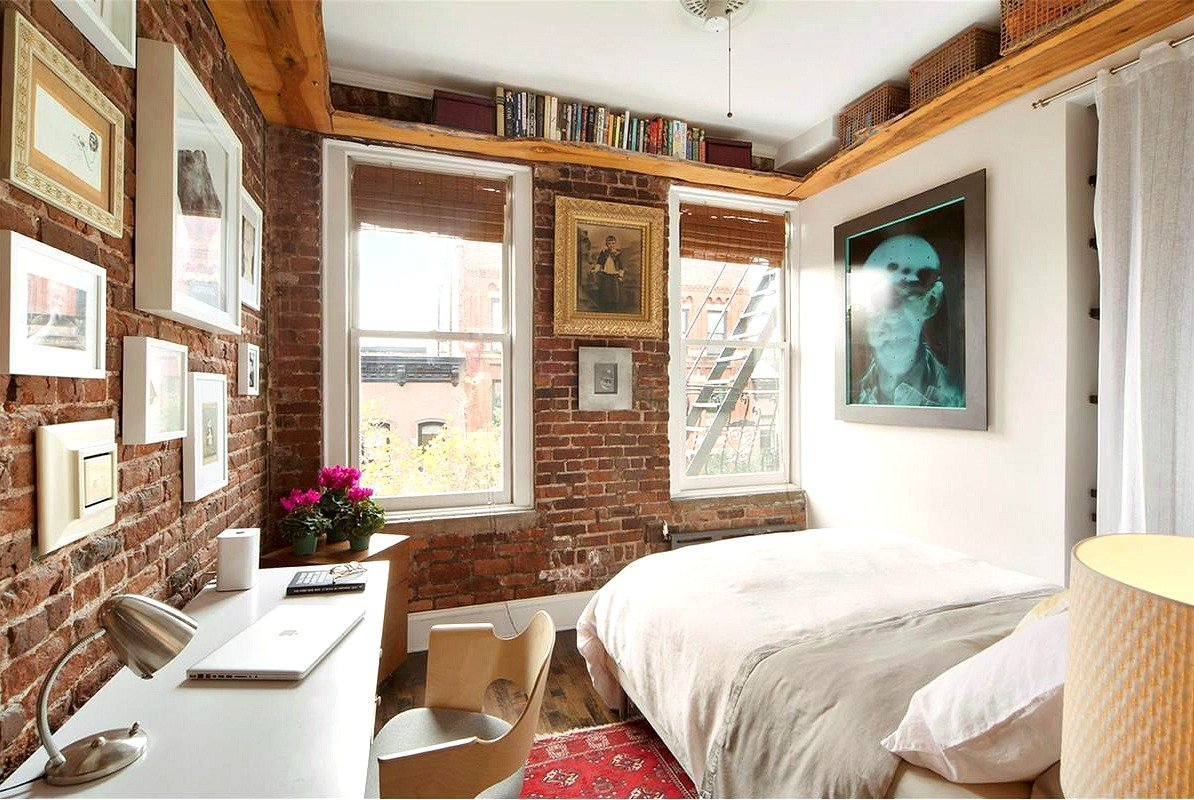 721 000 west village apartment has a cozy floorplan with for Decorate my flat