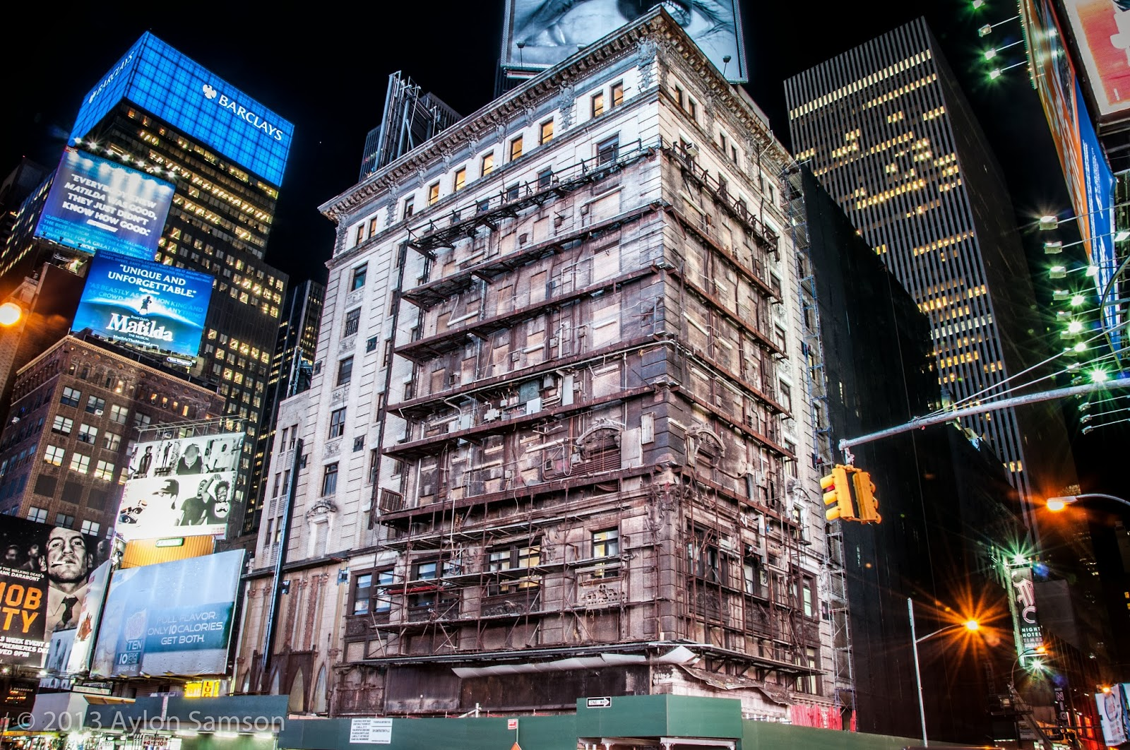 times square 39 s marriott edition hotel breaks ground will. Black Bedroom Furniture Sets. Home Design Ideas