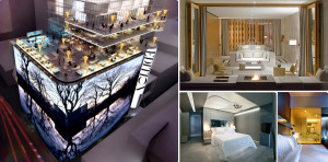 701 Seventh Avenue, Marriott Edition Hotel, Platt Byard Dovell White, PBDW, TImes Square, SKyscraper Construction