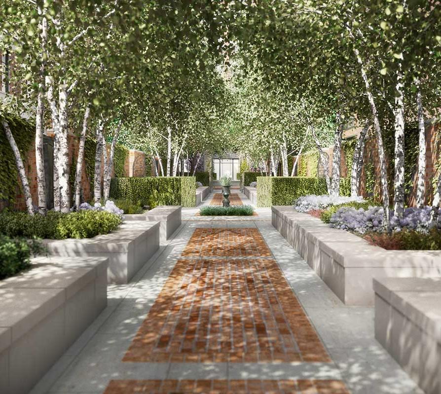 Greenwich lane Garden