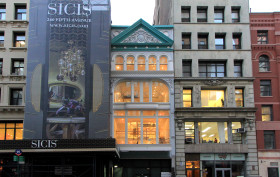 242 Fifth Avenue, Pan-Brothers Associates, Ryan Serhant, Serhant Team, Madison Square, Bow Building, Eataly,