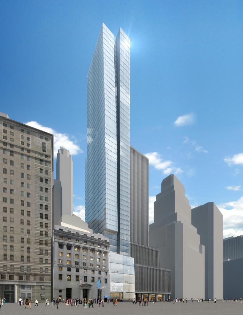 65 Story Condo Tower Designed By Cetraruddy To Rise In The