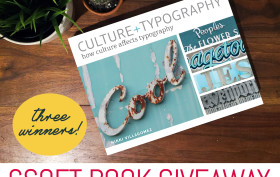 Culture+Typography, book giveaway, 6sqft giveaway, nikki villagomez