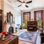 14 Cambridge Place, parlor floor, clinton hill