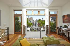 27 Howard Street, SoHo, penthouse, duplex