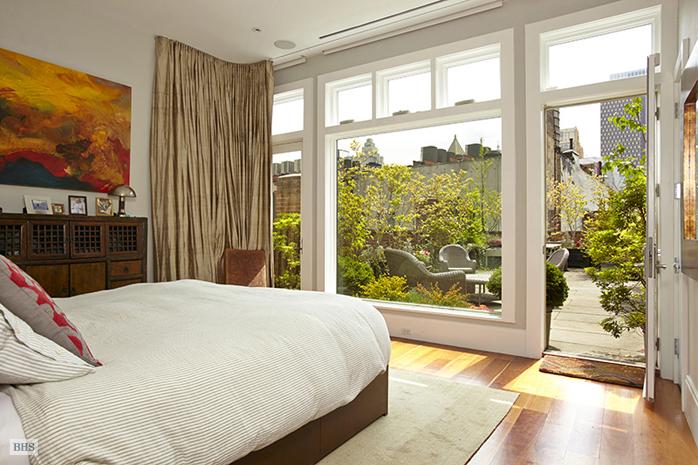 27 Howard Street, master bedroom, soho, penthouse