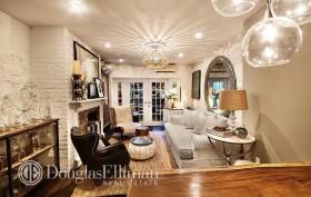 161 9th Avenue, Chelsea, co-op, living room