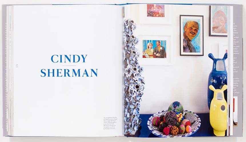 Artists Living with Art, cindy sherman