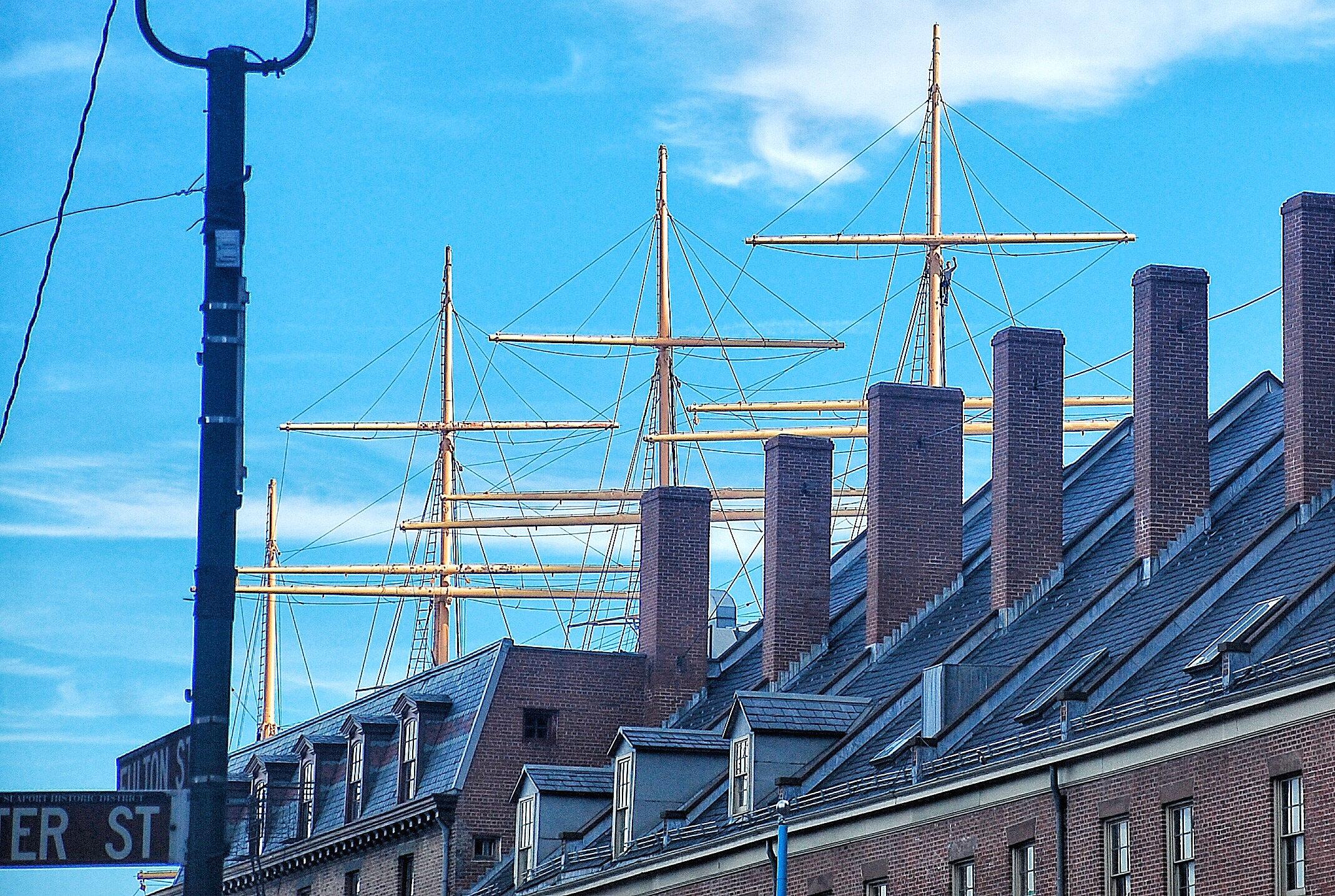 South Street Seaport Historic District, South Street Seaport Museum