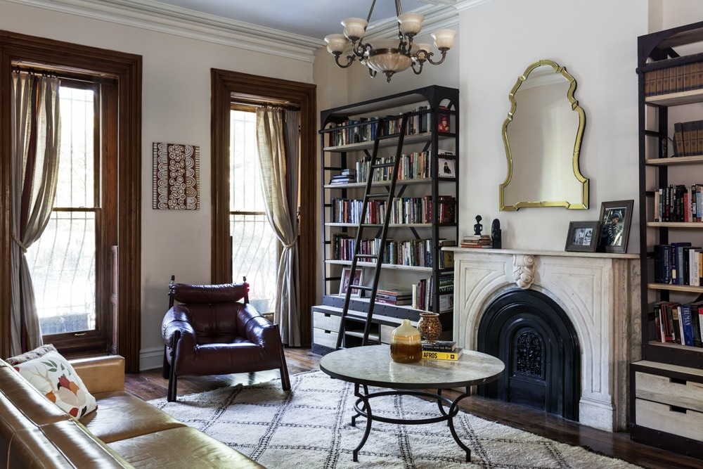 Jen morris infuses bold design accents into this vibrant Brooklyn brownstone interior