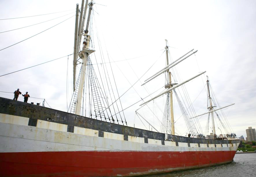South Street Seaport Museum Wavertree Historic Ships District Via Susie McKeown