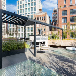 2 North Moore, Cool listing, Tribeca, Modern Townhouse, Mansion, Urban Mansion, Lap pool, garage, NYC mansion for sale