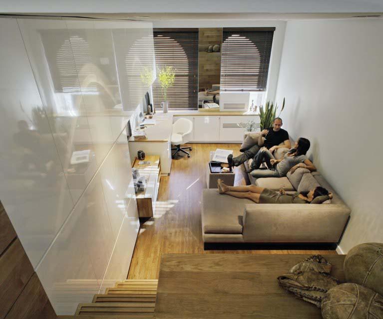 east village studio, Jordan Parnass Digital Architecture