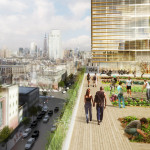 Essex Crossing, The Market Line, SHoP Architects, NYC food halls