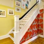 182 Rutland Road, staircase, prospect lefferts gardens