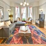 182 Rutland Road, living room, prospect lefferts gardens